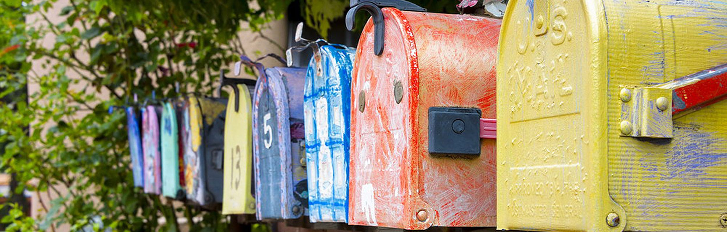 coloured-rustic-mailboxes-business-growth