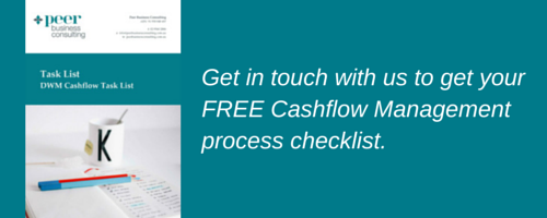 free-cashflow-management-task-list-peer-business-consulting